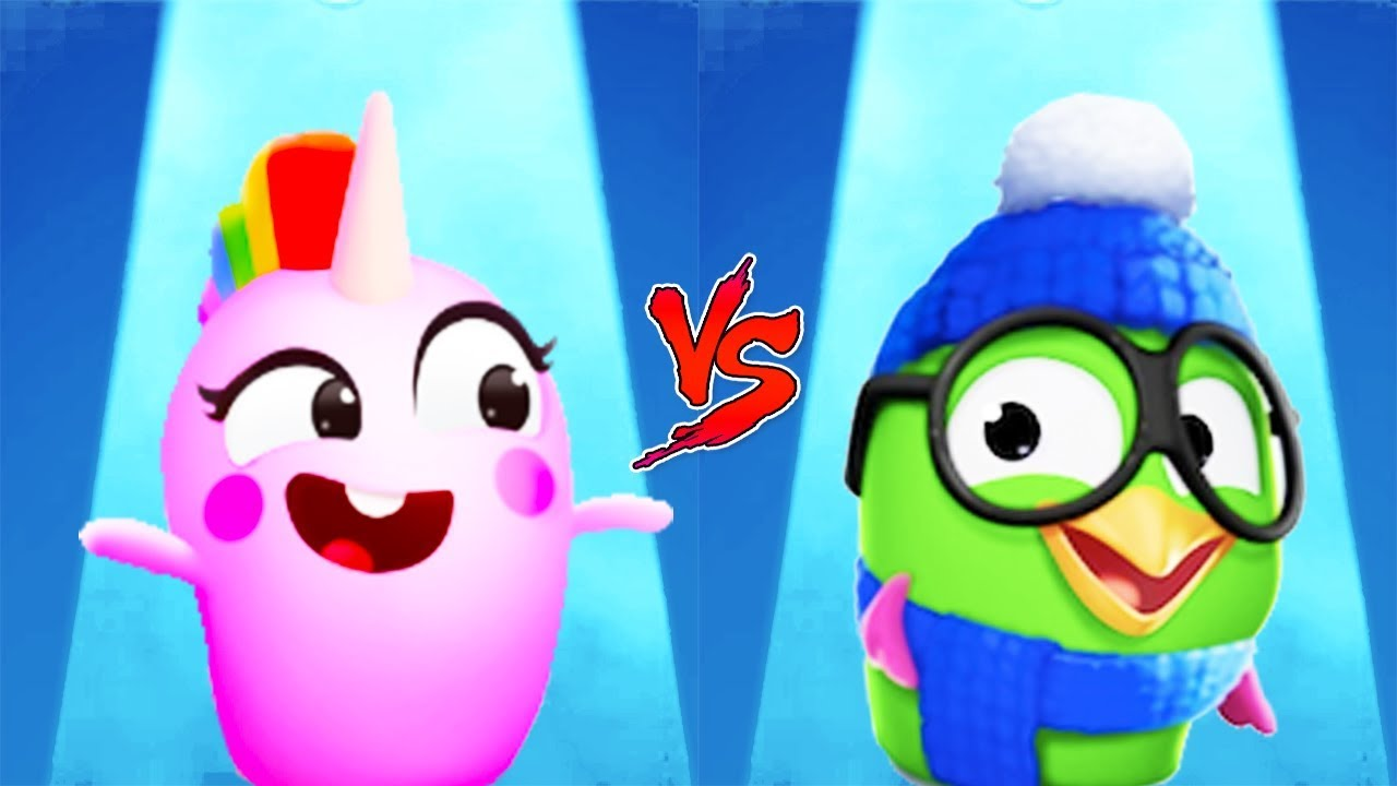 My Talking Tom 2 Flip vs Sugar Pets Battle   Kids Learn Colors & Fruits  Funny Educational Cartoon