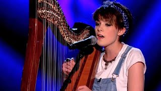 anna mcluckie performs get lucky by daft punk the voice uk 2014 blind auditions 1 bbc one