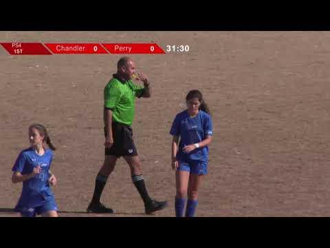 Perry Girls Soccer vs Chandler