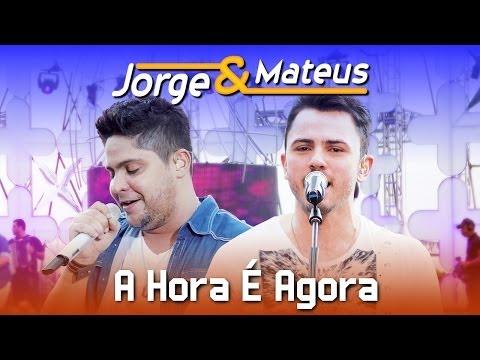 Jorge & Mateus - A Hora é Agora - [DVD Ao Vivo em Jurerê] - (Clipe Oficial)