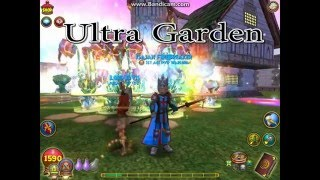 Wizard101 Tips - Ultra Garden for Mega Snacks, TC, and Reagents!