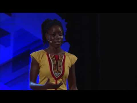 How to use sustainable approaches to solve social problems   Amma Sefa-Dedeh Lartey   TEDxAccra