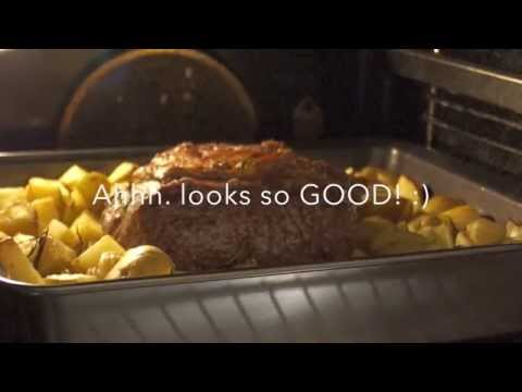 Roasted Beef And Potato Recipe - Kaiser In The Kitchen