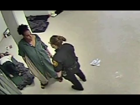 The Jim Colbert Show - Female Inmate Gets Into A Fight With South Carolina Prison Guard