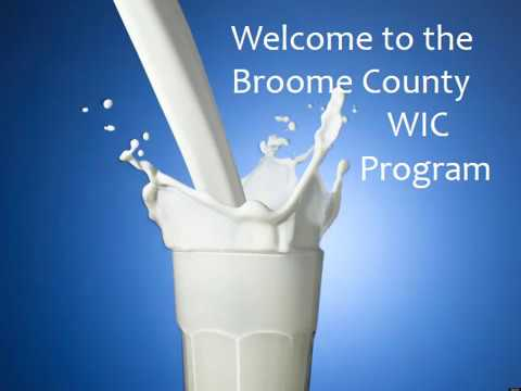 Your Guide to Broome County WIC