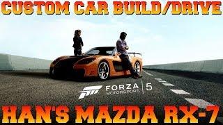 Forza 5 Custom Cars - #14 Han's Mazda RX-7