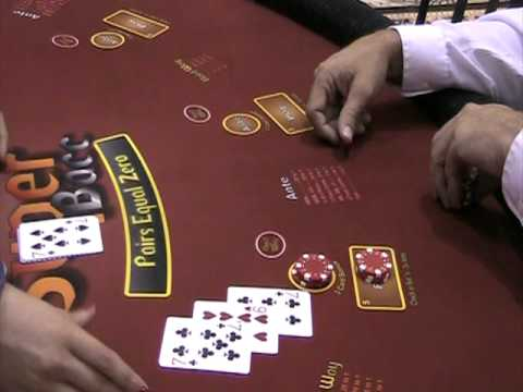 las vegas casino war tables