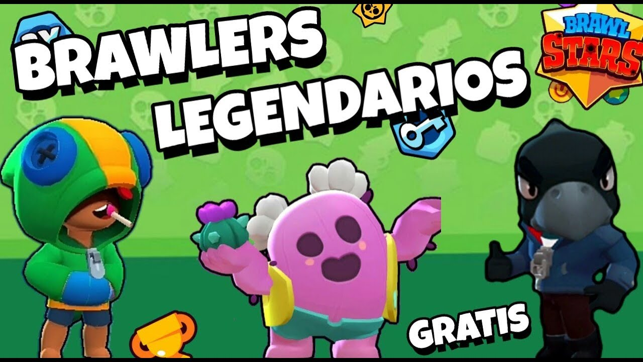 Desmintiendo Truco Legal Para Conseguir Brawlers Legendarios Brawl Stars Cazando Mitos Youtube