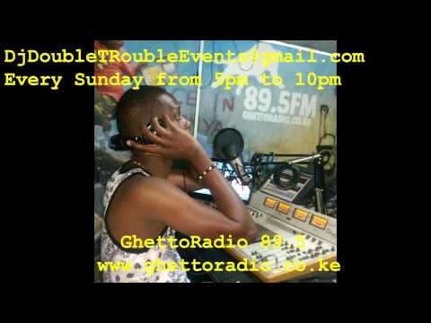 Dj Double Trouble Roots Mix (Reggae kuruka)