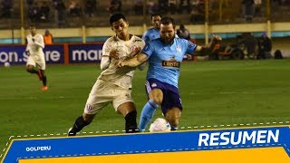 Resumen: Universitario de Deportes vs. Sporting Cristal (0-0)