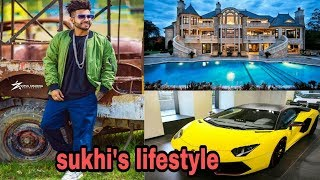 Sukhi's lifestyle income, cars luxury family girlfriend house