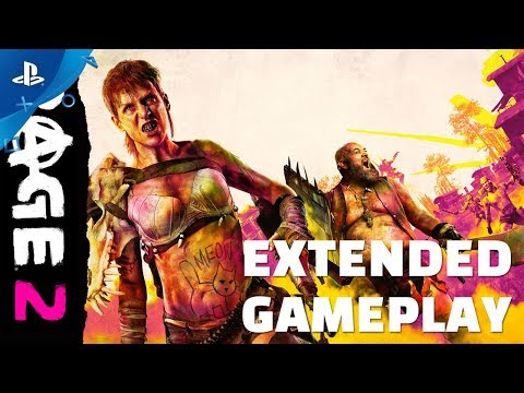 Rage 2 - Eden Assault: Extended Gameplay | PS4