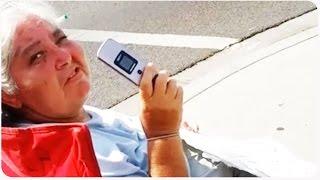 Fake Street Corner Panhandler Caught Lying