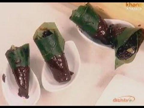 Diwali Recipe How To Make Chocolate Paan Rolls Meetha