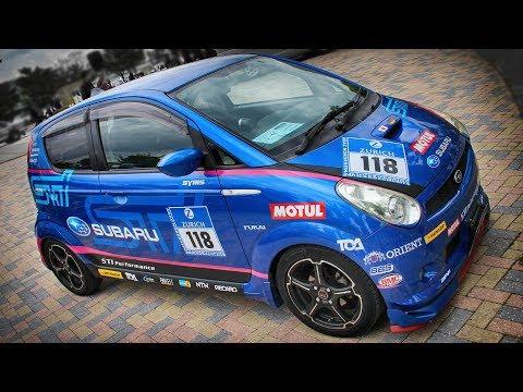 SUBARU R2 STI Rally 仕様