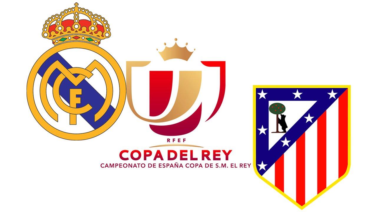 A Que Hora Juega Real Madrid Vs Atletico De Madrid Copa Del Rey