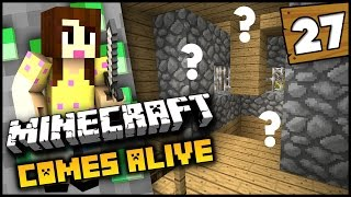 SHE ESCAPED! - Minecraft Comes Alive 2 - EP 27