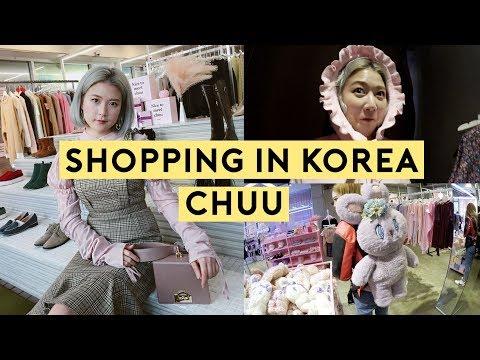 Shopping in Korea: Chuu Spring Summer 2018 Outfits   Q2HAN