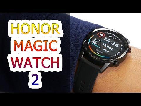 ОБЗОР   Honor Magic Watch 2 (46 мм)