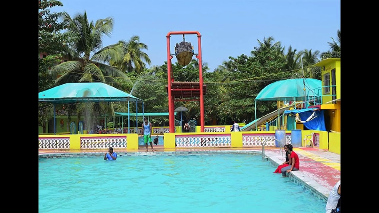 Oneday Picnic Com Nisarg Resort Arnala Virar Youtube