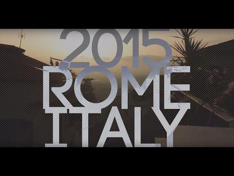 2015 Rome Italy Scholarship Winners
