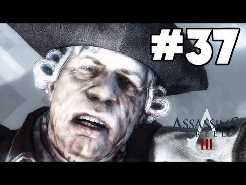 Assassin's Creed III - Walkthrough (Part 37) - Mission: Battle of Bunker Hill (Sequence 7)