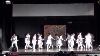 """""""Dindi""""-Marathi Mandal Bloomington 2013"""