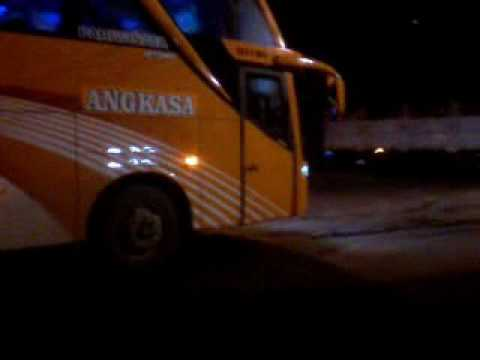 Telolet lagu NDX AKA bus Angkasa a.k.a Sexy Bus