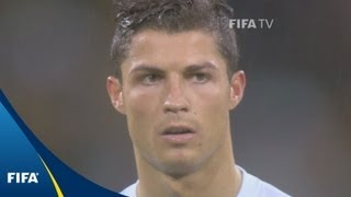 Woodwork denies Ronaldo a winner