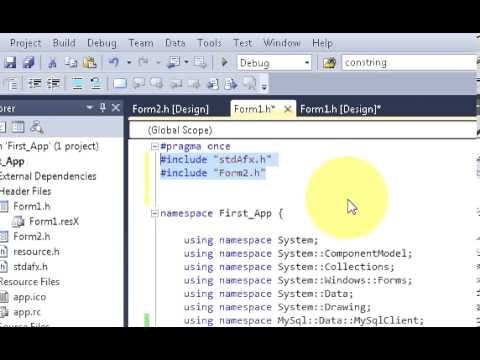 visual studio 2015 tutorial c++ pdf