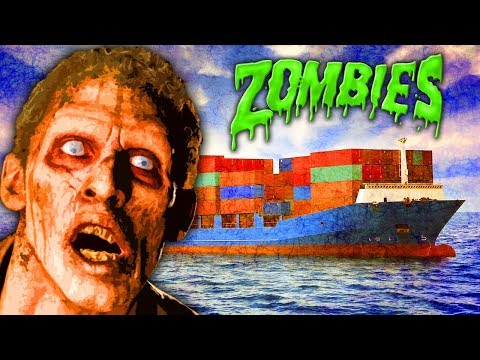 Contaminated Cargo (Call of Duty Black Ops 3 Zombies)