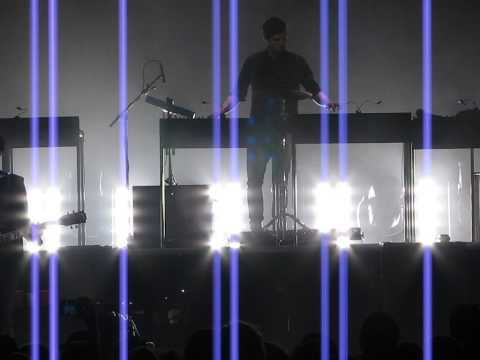 711 The xx  VCR Matthew Dear Remix @ Merriweather Post Pavilion, Columbia, MD 61613