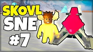 ICEMOUNTAIN EXPANSION! - Dansk Roblox: Snow Shoveling Simulator #7