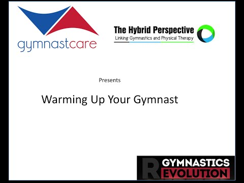 Warm Up for Gymnasts
