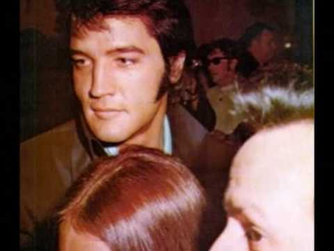Elvis Presley-Until its time for you to go.