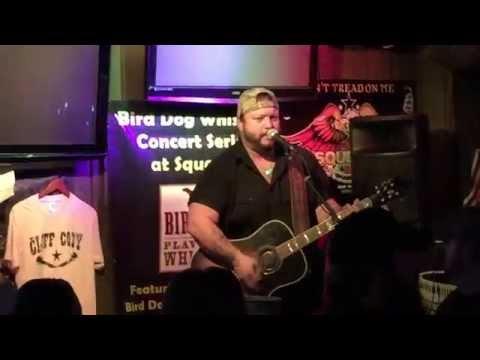 Cliff Cody - Guitar Like A Gun Live At Squeeks.