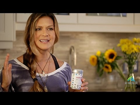 Matcha Latte with Nia Peeples