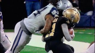NFL Hardest Hits and Knockouts from the 2018-19 Season   *Warning*