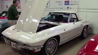 1964 Corvette Convertible NCRS Top Flight One Family Owned