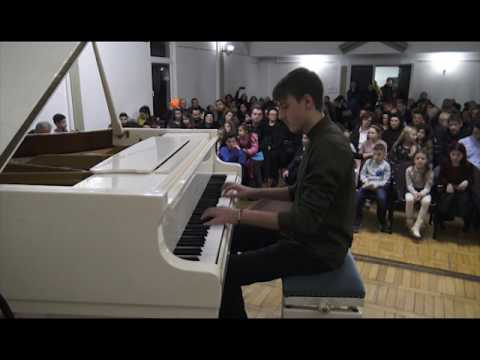 "Albin Ramadani  ""Theme from Love Story"" - Francis Lai"