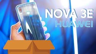 Mở hộp Nova 3e chính hãng màu xanh (Klein Blue)