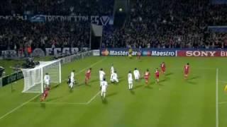 Bordeaux - Bayern 2-1 Champions League