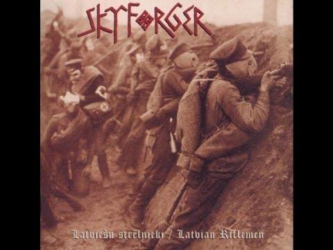 """Skyforger """"Latvian Riflemen"""" (Full Album)"""