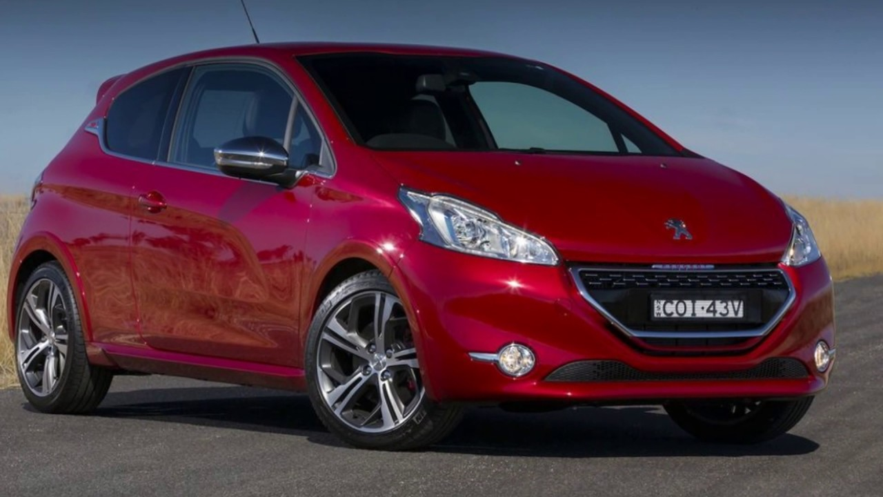 2018 peugeot 208. plain 2018 all new 2018 the peugeot 208 gt line to peugeot k