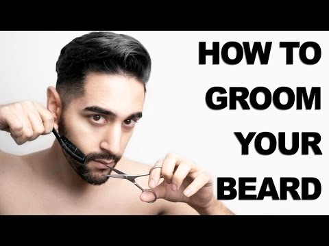 How to Shape And Trim Your Beard 2018