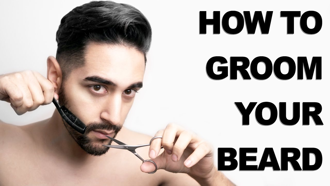 how to trim a beard and goatee youtube how to shape and trim your beard men s grooming james. Black Bedroom Furniture Sets. Home Design Ideas