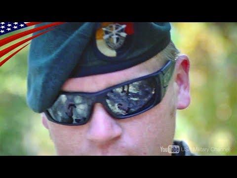 【超難関Qコース】特殊部隊グリーンベレーの資格取得過程