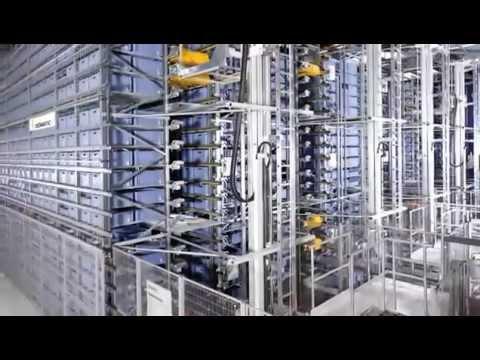 Sfs Unimarket Ag Automatische Lagersysteme Mit Sap Ewm