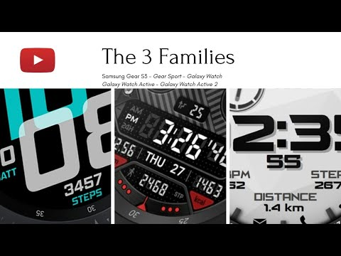 3 Must Have Watchfaces For 2020