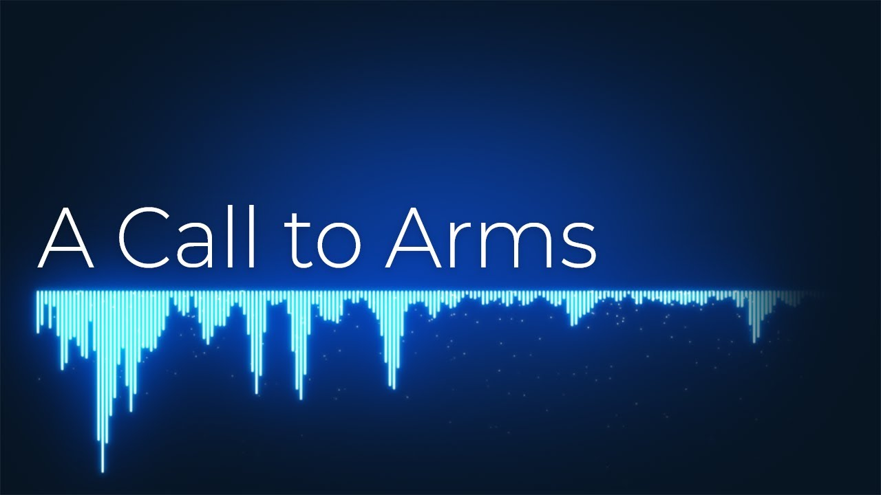 A Call to Arms - AI Generated Music Composed by AIVA